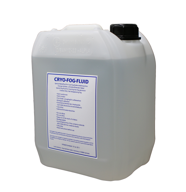 Case/4 Cryo-Fog Fluid 5L