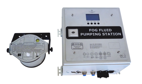 Fog Fluid Pumping Station