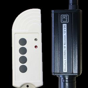 Radio Remote - XLR
