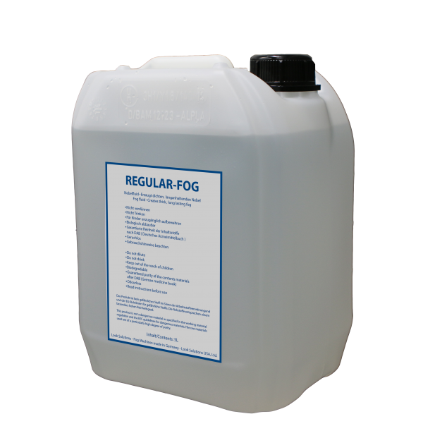Case/4 Regular Fog Fluid 5L